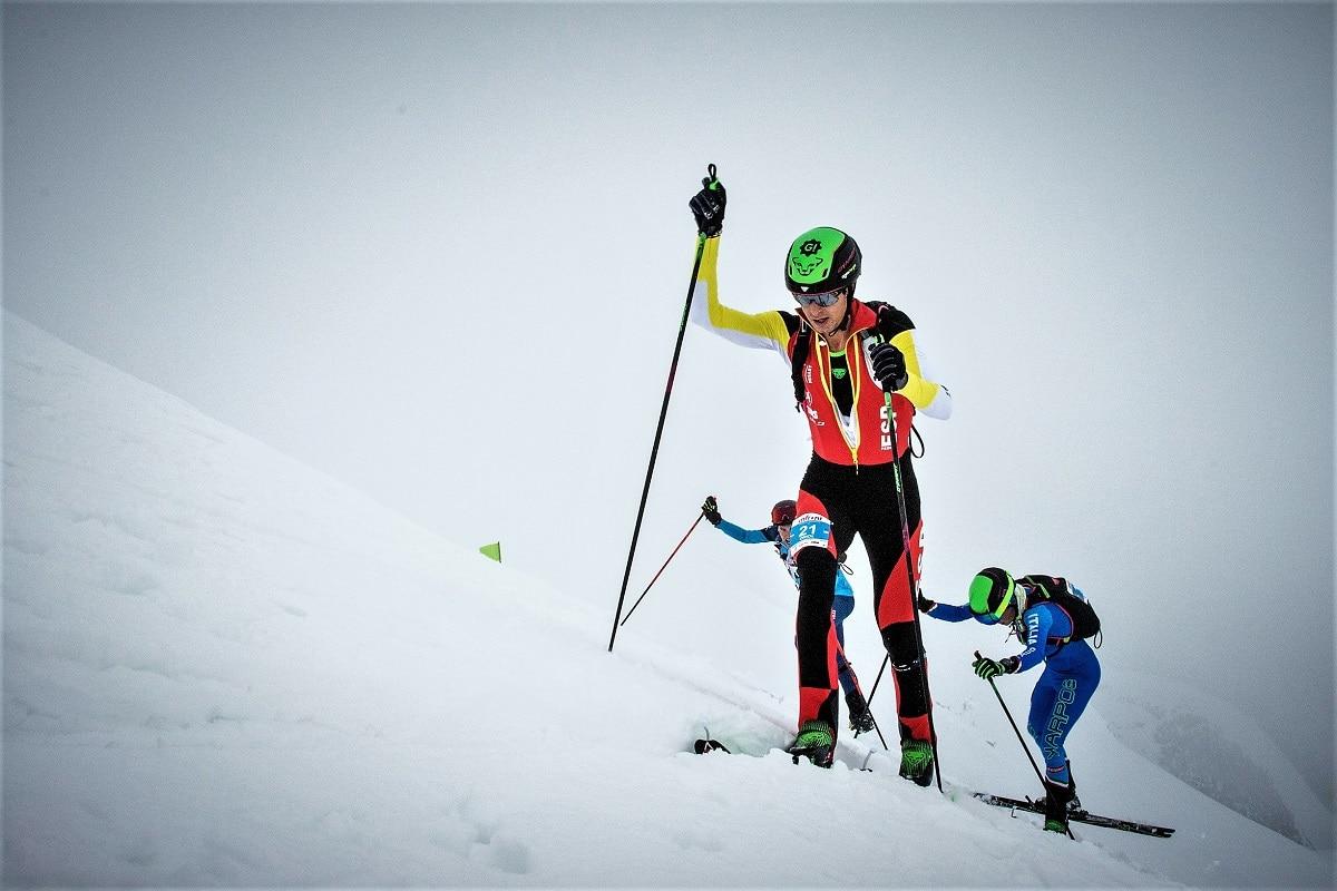 Marta García Oriol Cardona individual Comapedrosa Andorra