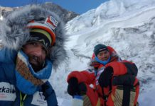 Alex Txikon Everest