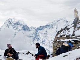 Sergi Unanue Dani Benedicto Great Himalaya Trail