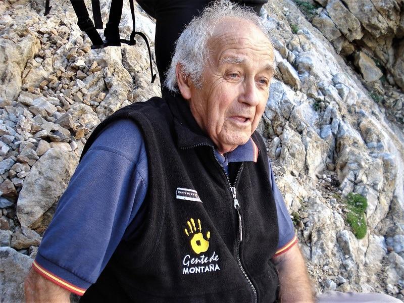 Agusti Faus montaña Naranjo de Bulnes