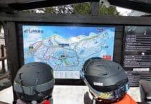 FGC mapas 3D estaciones de esquí y montaña