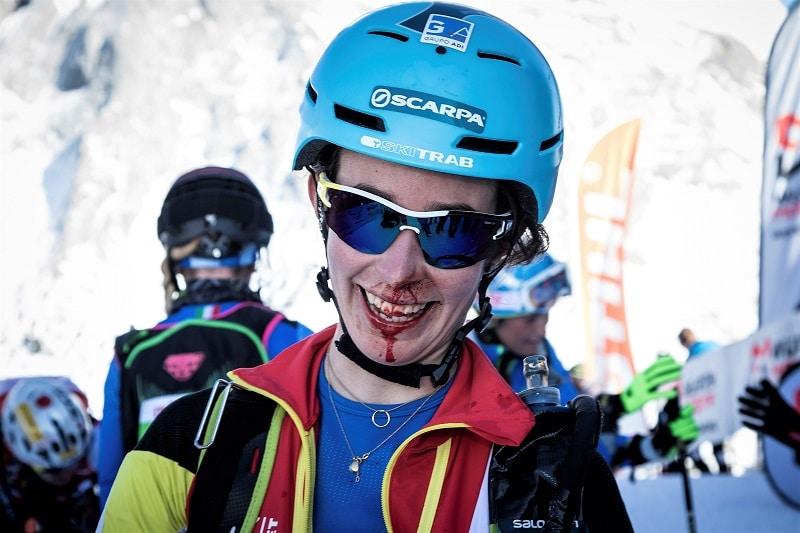 Marta García Copa del mundo esquí de montaña