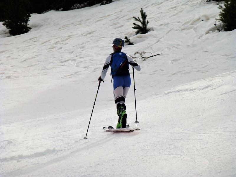 skimo estaciones de esquí