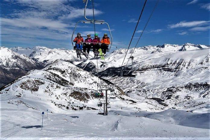 Grupo Aramón estaciones esquí Aragón