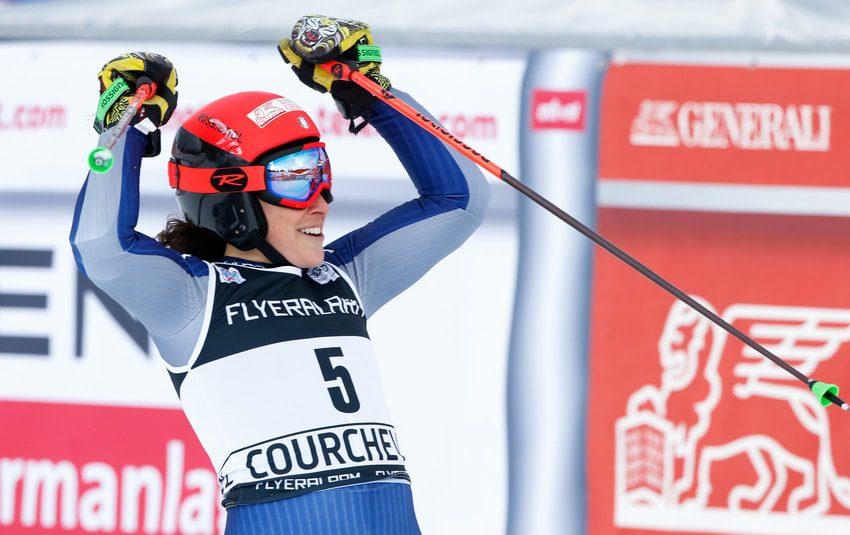 Aleksander Aamodt Kilde Federica Brignone campeones de la copa del mundo de esquí alpino 2019-2020