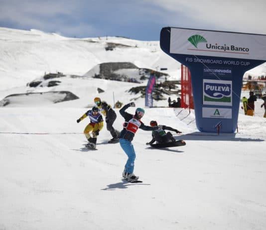Lucas Eguibar Copa del Mundo SBX Sierra Nevada