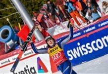 Federica Brignone copa del Mundo esquí alpino coronavirus