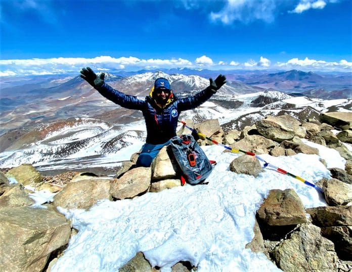 Sergi Mingote Ojos del Salado volcanes Atacama