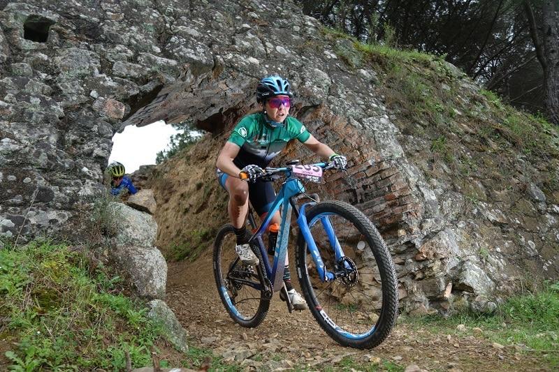 Eva Lechner Andalucia Bike Race 2020