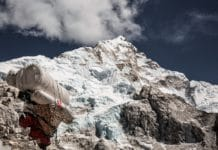 Asociación de Montañismo de Nepal campaña limpieza Everest
