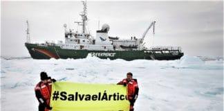 Santuario hermanos Barden Océano Antártico