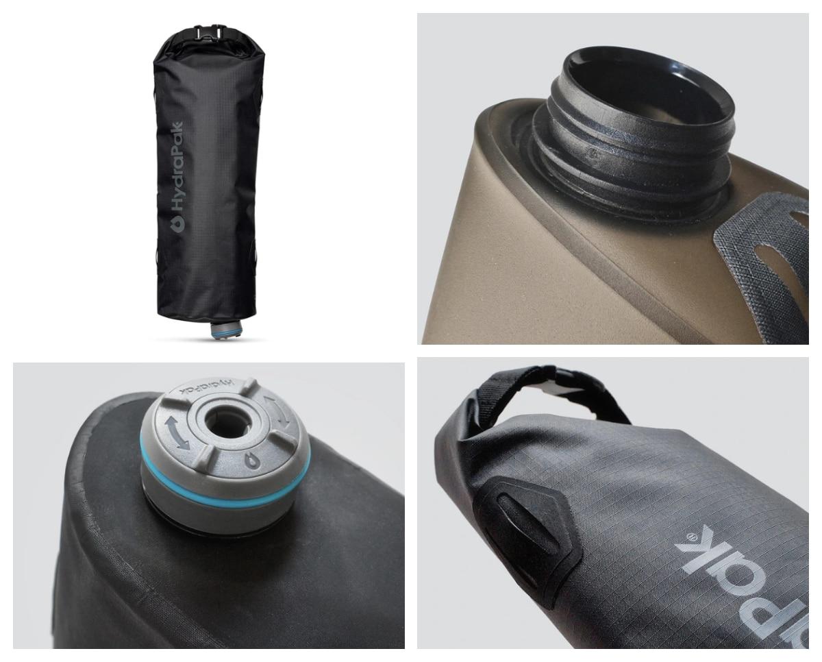 Hydrapak botellas de hidratación