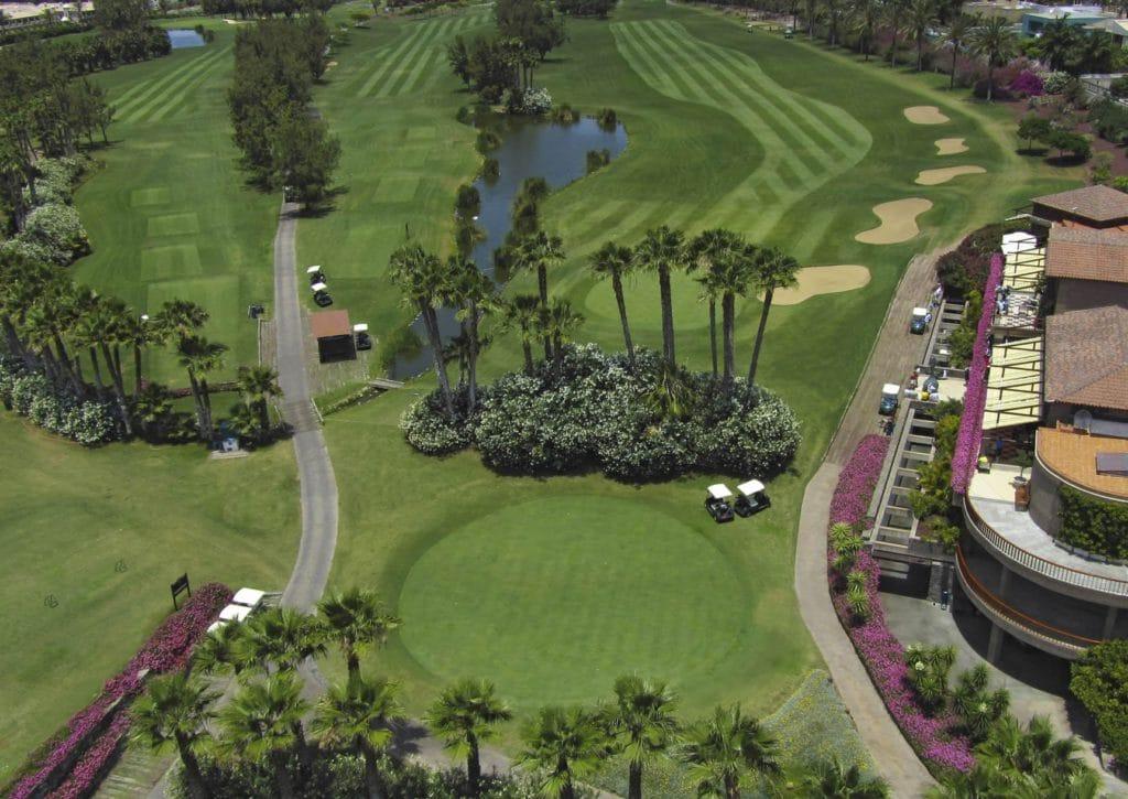 Las Madrigueras Golf Resort Hotel 5 estrellas Tenerife