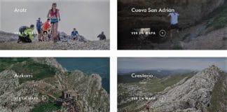 Zegama-Aizkorri recorrido virtual 360º