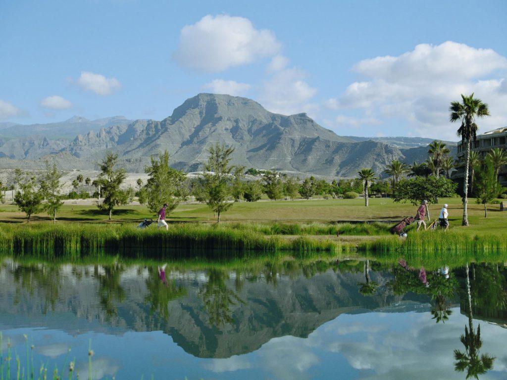 Las Madrigueras Golf Resort Tenerife vacaciones de lujo