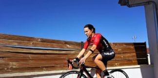 Txell Figueras Copa del Mundo de mountain bike