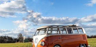 Volkswagen e-Bulli furgoneta eléctrica