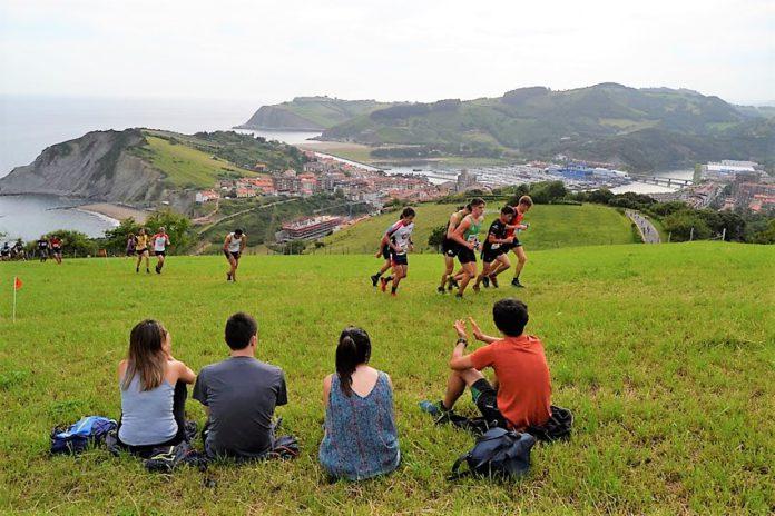 Zumaia Flysch Trail Copa del Mundo de la WMRA