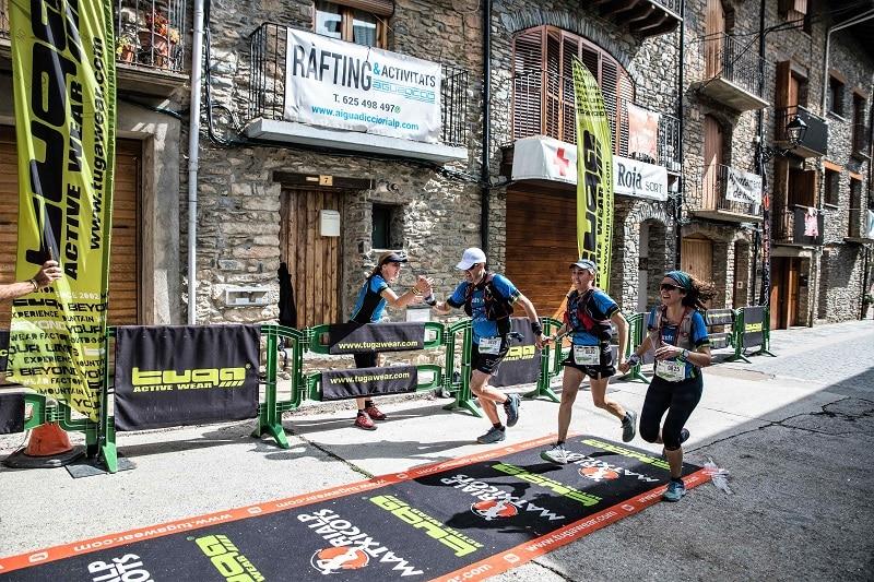 trailrunning carreras de montaña