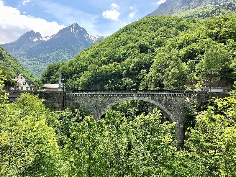 Puente Napoleon Luz Sant Saveur