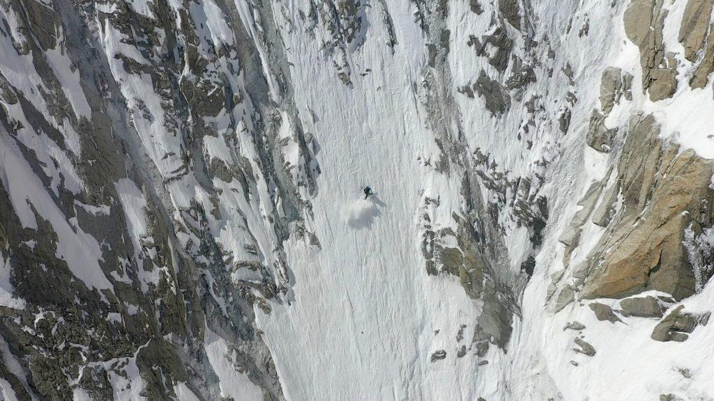 Edmond Joyeusaz Edmond Joyeusaz Brenva Comino-Grassi esquís