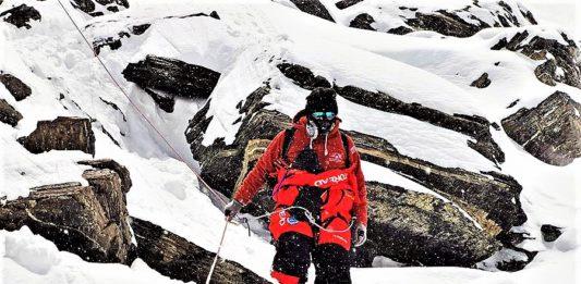 Everest Expedición china