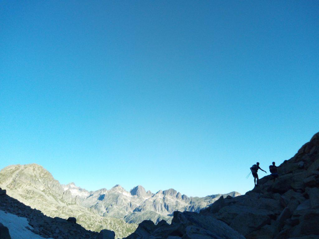 trekking trailrunning montaña etapas