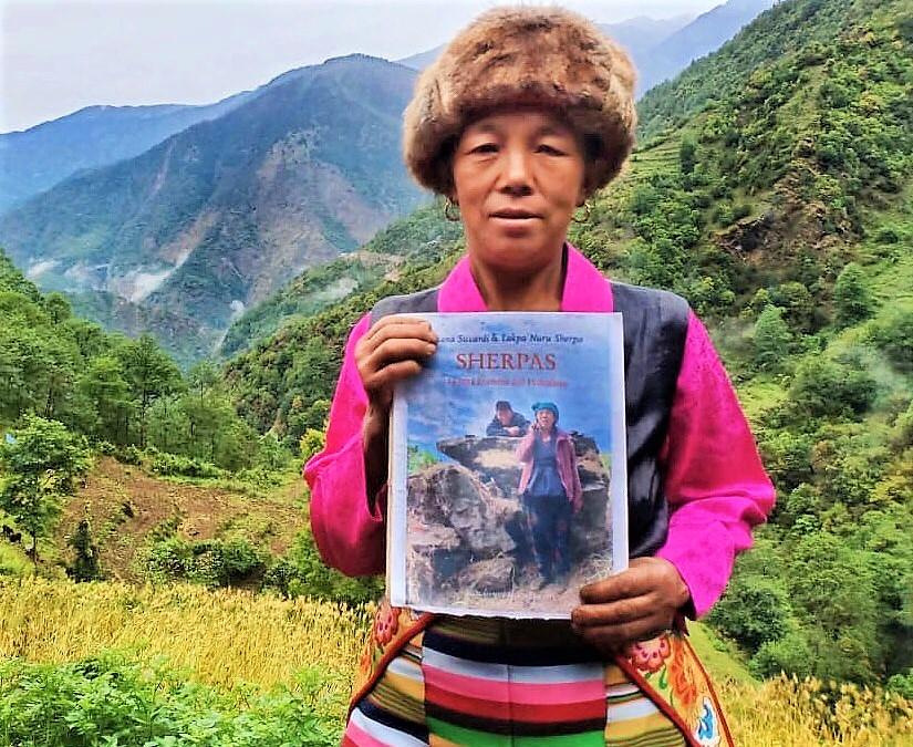 Sherpas. La otra historia del Himalaya Día Internacional Everest