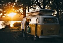 furgoneteros y autocaravanistas explotan sector camping