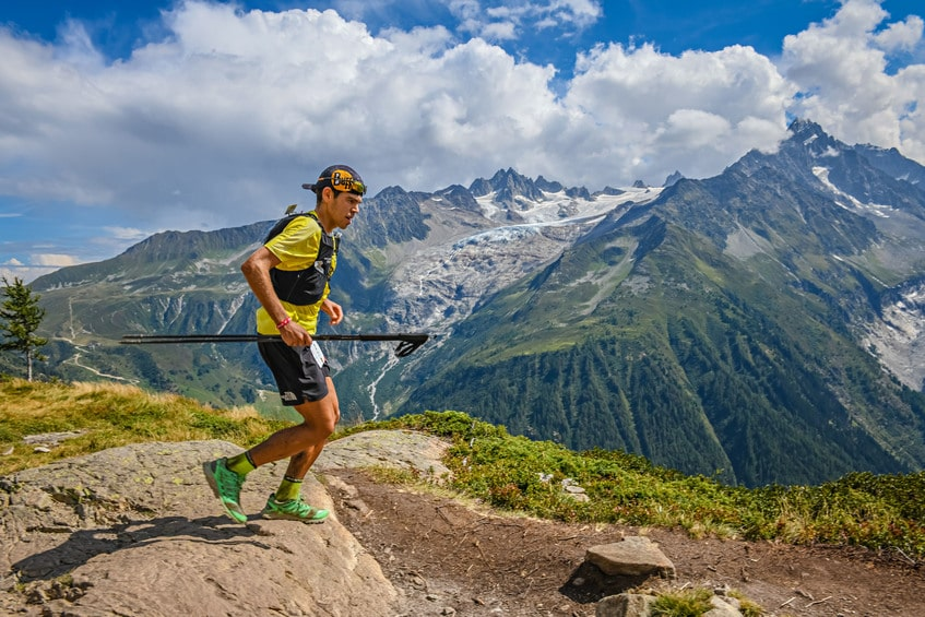 UTMB Mont Blanc Pau Capell