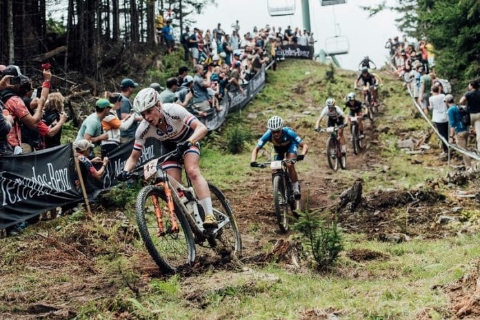 El calendario Copa del Mundo UCI mountain bike 2020 moutain bike 2020