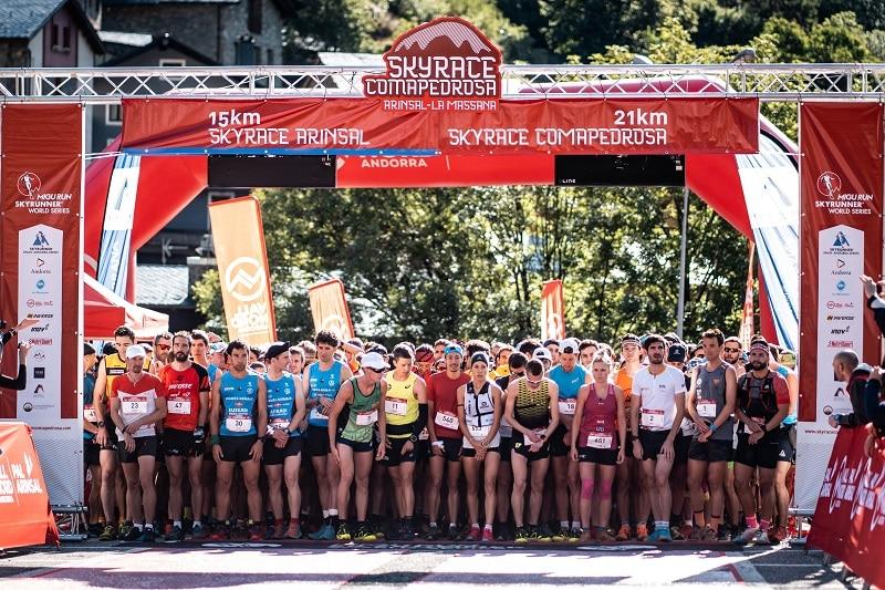 SkyRace Comapedrosa 2020 Copa del Mundo de skyrunning International Skyrunning Federation (ISF)