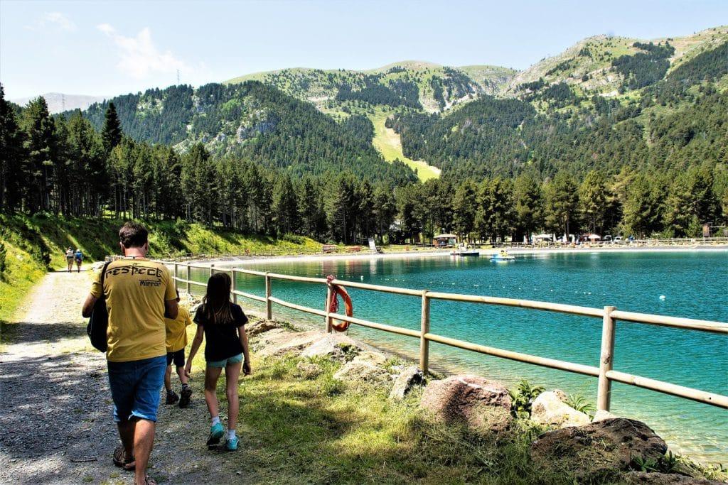 FGC verano 2020 'Respira Natura' Vall de Núria
