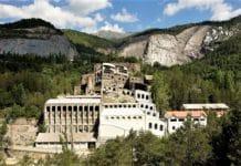 fabrica Asland Ferrocarril Turístico de l'Alt Llobregat