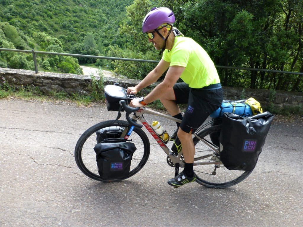 Sergi Mingote Olympic Route