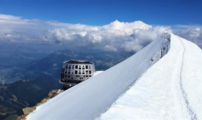 Mont Blanc montaña