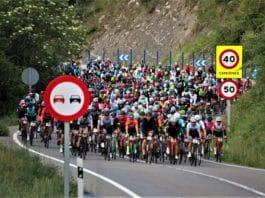 marcha cicloturista Quebrantahuesos