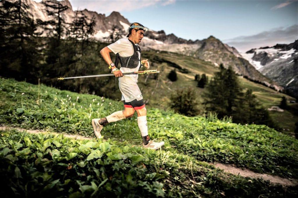 Pau Capell ultratrail del Mont Blanc