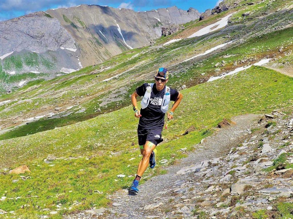 Pau Capell Ultra Trail del Mont Blanc