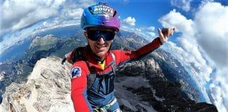 Sergi Mingote Monte Olimpo Olympic Route