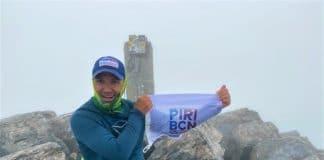 Sergi Mingote Olympic Route Monte Olimpo