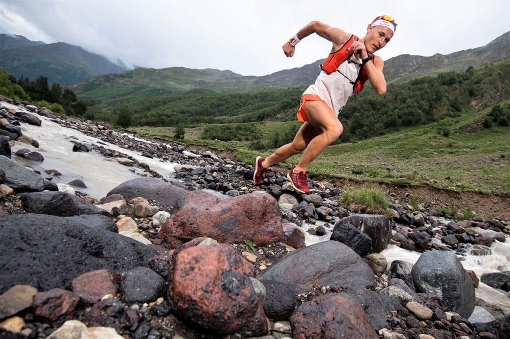 Elbrus Mountain Race Dmitry Mityaev récord FKT Vuelta Monte Elbrus