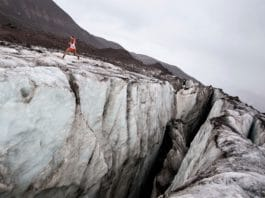 Dmitry Mityaev récord FKT Vuelta Monte Elbrus