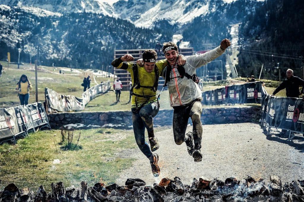Spartan Race de Encamp Andorra
