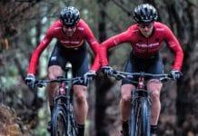 David Valero y Txell Figueras Campeonato España XCO