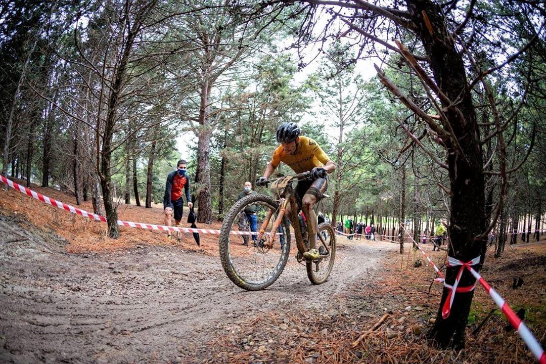 Jofre Cullell Campeonato España XCO sub23