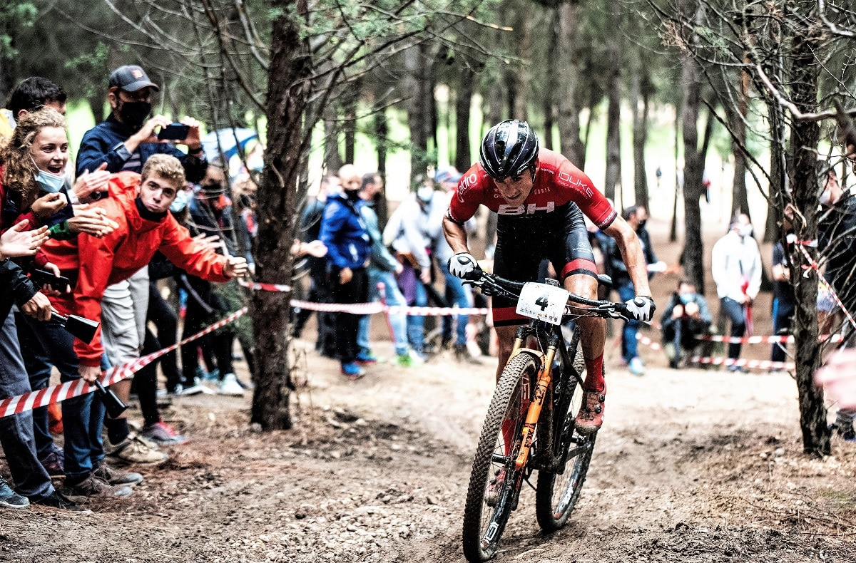 Pablo Rodríguez Campeonato España XCO sub23