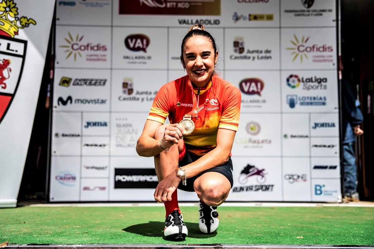 Rocío García campeonato España XCO