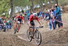 David Valero campeonato España XCO