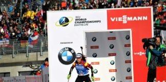 Victoria Padial biatlón